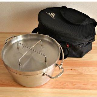 未使用 SOTO ソト ステンレスダッチオーブン 10インチ