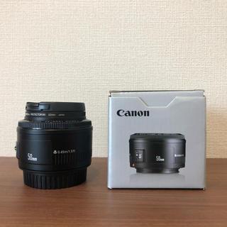 Canon - Canon 単焦点レンズ EF 50mm f/1.8 Ⅱ