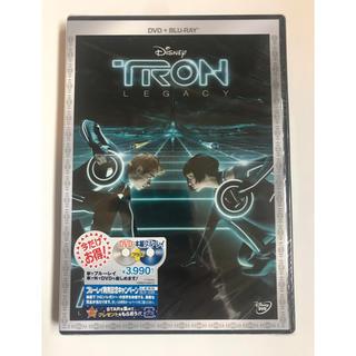 ディズニー(Disney)の【未開封】トロン:レガシー DVD+ブルーレイ・セット〈2枚組〉(キッズ/ファミリー)
