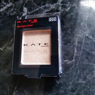 ケイト(KATE)の●新品 ケイト ザアイカラー 002(アイシャドウ)