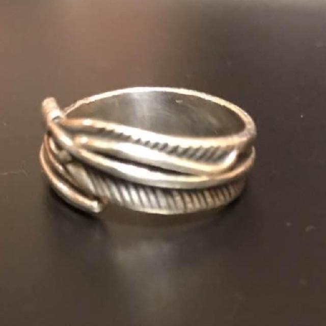 インディアンジュエリー リング メンズのアクセサリー(リング(指輪))の商品写真