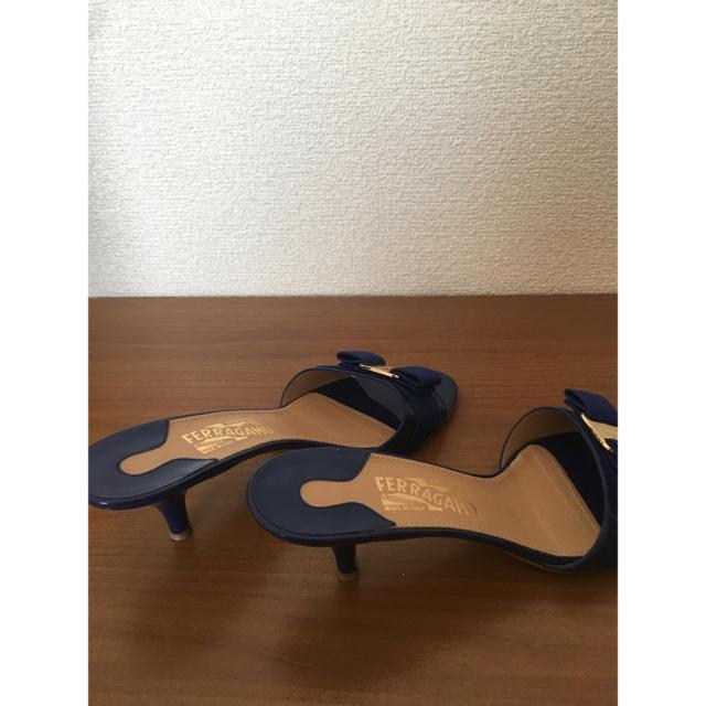 Salvatore Ferragamo(サルヴァトーレフェラガモ)の【美品】フェラガモ  ミュール【値下げしました】 レディースの靴/シューズ(サンダル)の商品写真