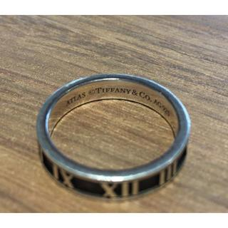 ティファニー(Tiffany & Co.)のティファニー/アトラスリング/シルバー(92014030)(リング(指輪))