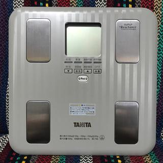 タニタ(TANITA)のタニタ 体重計  ジャンク品(体重計)