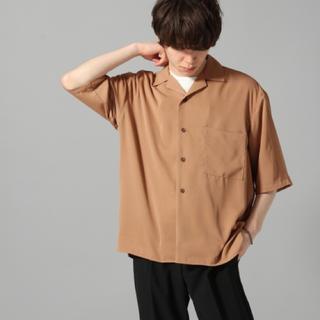 HARE - HARE オープンカラーシャツ