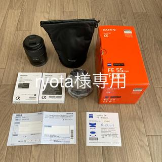 SONY - 【極美品・保証期間・おまけ付】Sony SEL55F18Z Eマウントレンズ