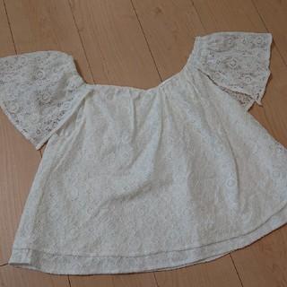 セシルマクビー(CECIL McBEE)のセシル ブラウス(シャツ/ブラウス(半袖/袖なし))