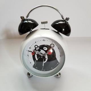 くまモン 置時計 目覚まし時計