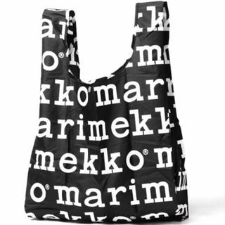 marimekko - 【未使用品】マリメッコ エコバッグ マリロゴ marilogo