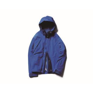 ソフ(SOPH)の SOPHNET BLUE (NAVY) MOUNTAIN PARKA  M(マウンテンパーカー)