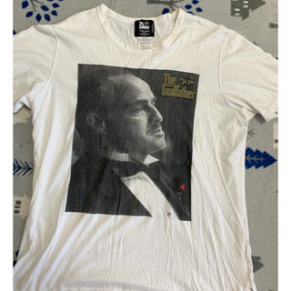 マスターマインドジャパン(mastermind JAPAN)の激レアL!mastermind×ゴッドファーザー×theatre8Tシャツ(Tシャツ/カットソー(半袖/袖なし))