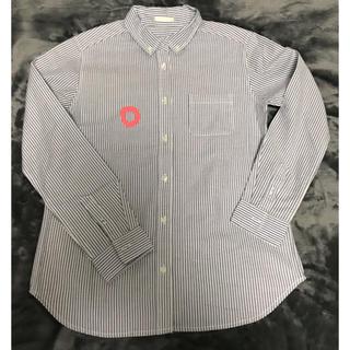 ジーユー(GU)のGU ボタンダウンシャツ 2枚セット(シャツ/ブラウス(長袖/七分))