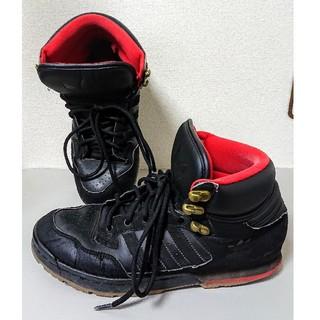 アディダス(adidas)のアディダス  センテニアル ミッド ブーツ B34063 UK9 27.5㎝(スニーカー)