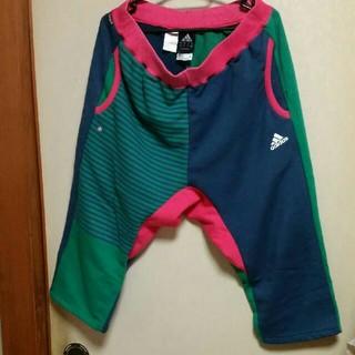 アディダス(adidas)の送込★adidas☆スウェットサルエルパンツ(その他)