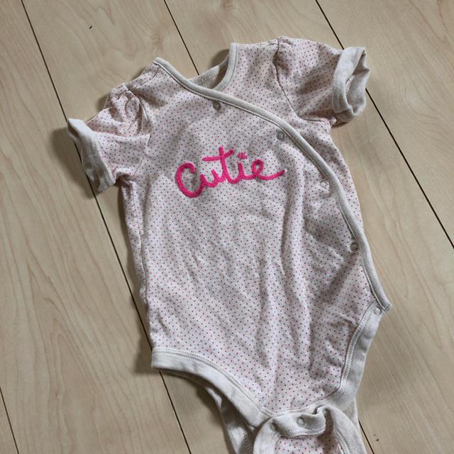 babyGAP(ベビーギャップ)のGAP★ロンパース キッズ/ベビー/マタニティのベビー服(~85cm)(ロンパース)の商品写真