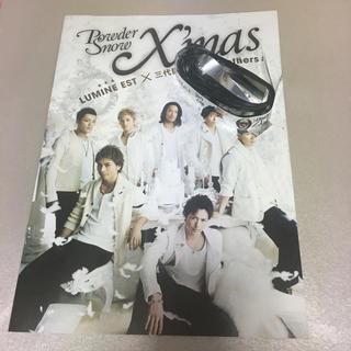 サンダイメジェイソウルブラザーズ(三代目 J Soul Brothers)の三代目 J Soul Brothers銀テープ+ルミネパンフレット(その他)