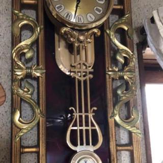 インテリア 時計鋳銅
