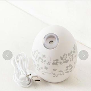 アフタヌーンティー(AfternoonTea)のafternoon tea の小さい加湿器!未使用!(加湿器/除湿機)