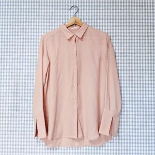 ジーユー(GU)の袖広シャツ(シャツ/ブラウス(長袖/七分))