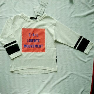 CALDia - 新品 カルディア 90 95 トップス ロンT Tシャツ caldia 未使用