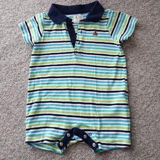 ベビーギャップ(babyGAP)のbaby gap ポロシャツ ロンパース 70 男の子(ロンパース)