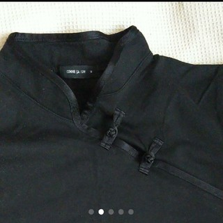 コムサイズム(COMME CA ISM)のコムサイズム COMME CA ISMポ Tシャツ ボロシャツ?(Tシャツ(半袖/袖なし))