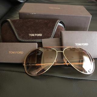 トムフォード(TOM FORD)のTOM FORD トムフォード サングラス(サングラス/メガネ)