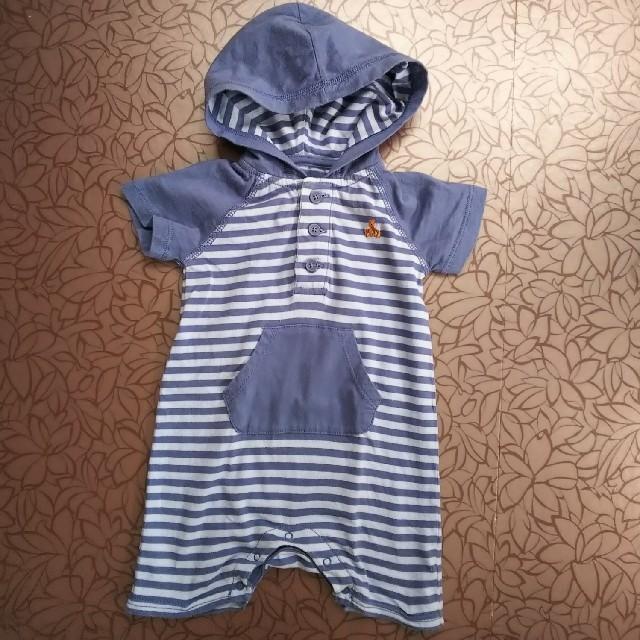babyGAP(ベビーギャップ)のbabygap 6-12 months(70㎝) キッズ/ベビー/マタニティのベビー服(~85cm)(ロンパース)の商品写真