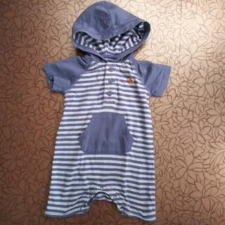 ベビーギャップ(babyGAP)のbabygap 6-12 months(70㎝)(ロンパース)