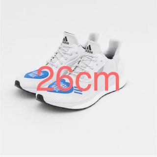 adidas - human made × adidas pride solar 26cm
