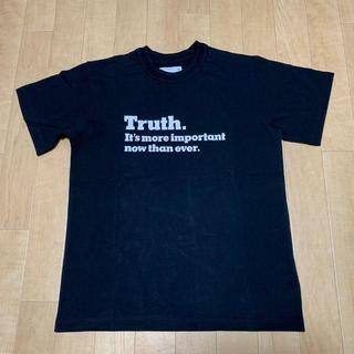 サカイ(sacai)のsacai Tシャツ 黒 M(Tシャツ/カットソー(半袖/袖なし))