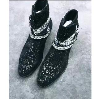 Saint Laurent - 新品正規品 AMIRI Bandana Boots アミリ バンダナブーツ