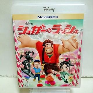 Disney - 新品♡シュガーラッシュ  ブルーレイ  純正ケース付き  MovieNEX