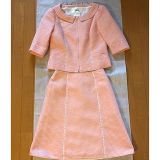 ルネ(René)のルネ Rune 36 ジャケット スカートのセット(スーツ)