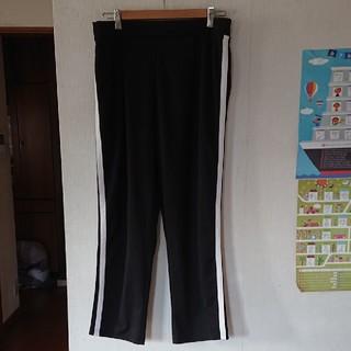 シマムラ(しまむら)のしまむら 大きいサイズ ラインパンツ(カジュアルパンツ)