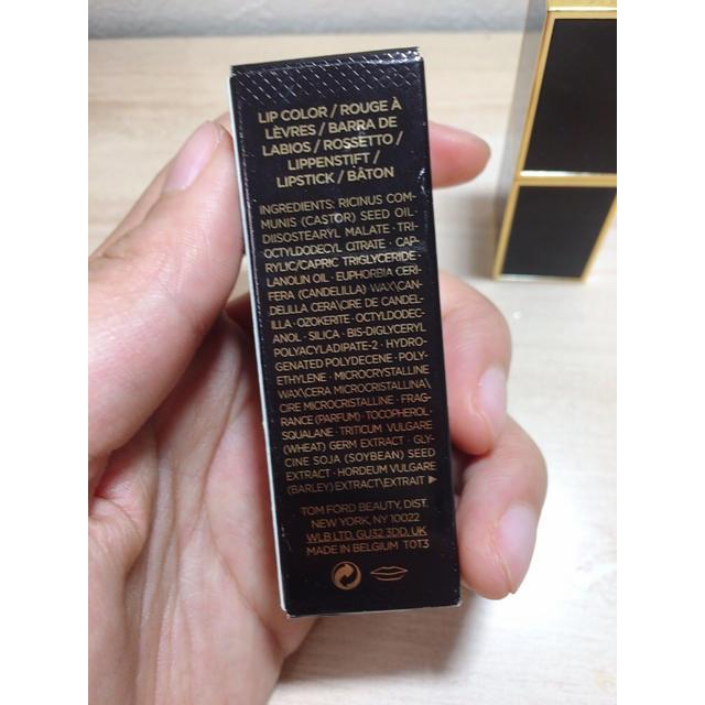 TOM FORD(トムフォード)の美品✳︎トムフォード 口紅 09 コスメ/美容のベースメイク/化粧品(口紅)の商品写真
