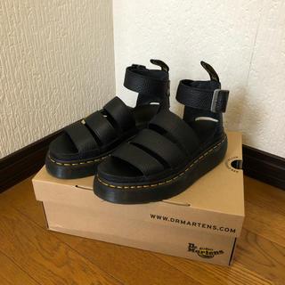 ドクターマーチン(Dr.Martens)のDr.Martens Clarissa II Quad 24476001(ローファー/革靴)