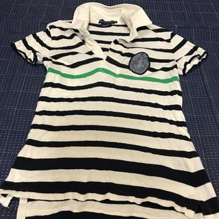 ラルフローレン(Ralph Lauren)のラルフローレン ボーダーシャツ(Tシャツ(半袖/袖なし))