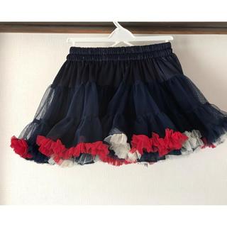 フェフェ(fafa)のパンパンチュチュ☆チュールスカート120(スカート)