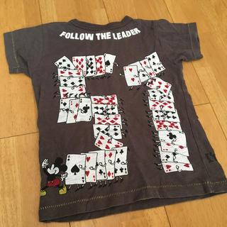 ジャンクストアー(JUNK STORE)のJUNK STORE 110cm ミッキー Tシャツ(Tシャツ/カットソー)
