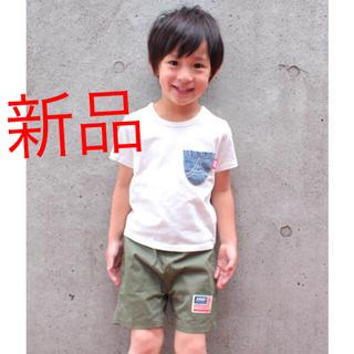 ANAP Kids - 新品アナップ白ポケットデニムTシャツ110男の子ANAP女の子KIDS運動会