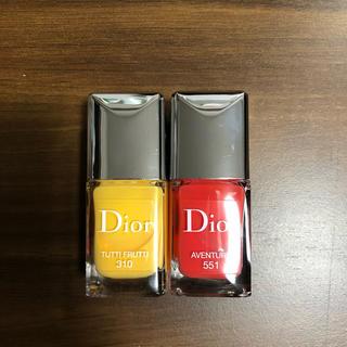 クリスチャンディオール(Christian Dior)のディオールヴェルニ(マニキュア)