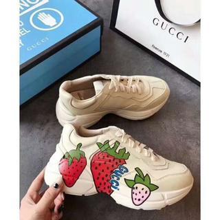 Gucci Rhyton vintage Sneaker (スニーカー)