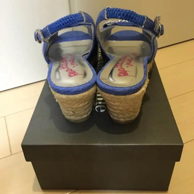 Odette e Odile(オデットエオディール)のOdette e Odile ウェッジソールサンダル レディースの靴/シューズ(サンダル)の商品写真