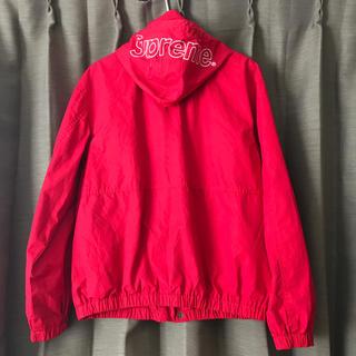 シュプリーム(Supreme)のオンライン購入 supreme  highland jacket 赤s(ブルゾン)
