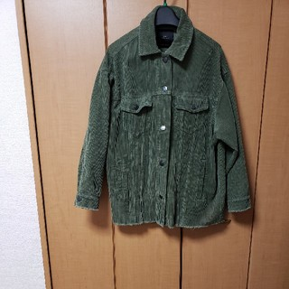 ZARA - zara コーディロイ ジャケット ザラ 美品 S