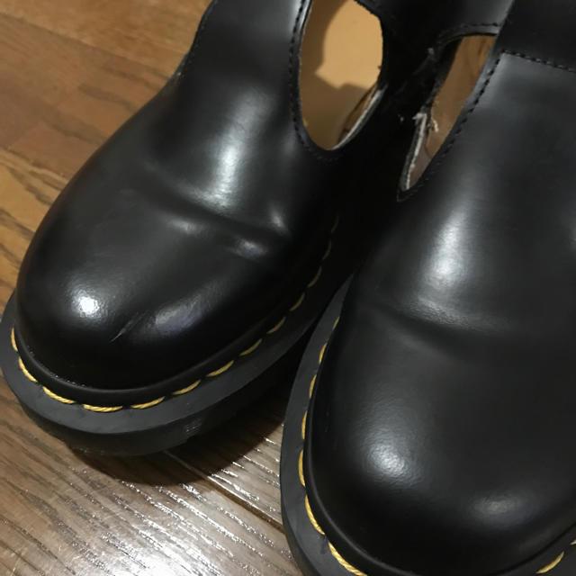 Dr.Martens(ドクターマーチン)のドクターマーチン Dr.martens POLLEY mary jane レディースの靴/シューズ(ローファー/革靴)の商品写真