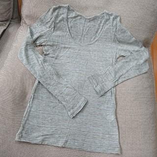 ユナイテッドアローズ(UNITED ARROWS)のUNITED ARROWS ゴールドライン入りロンT(Tシャツ(長袖/七分))