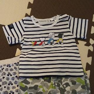 アカチャンホンポ - 赤ちゃん本舗 スヌーピーTシャツ