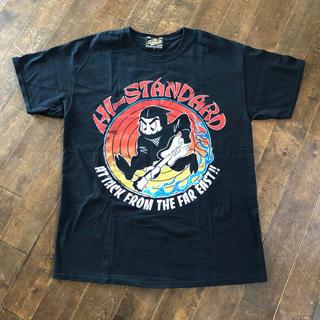 ハイスタンダード(HIGH!STANDARD)のHi-STANDARD 忍者くん Tシャツ *(Tシャツ/カットソー(半袖/袖なし))